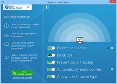 Steganos Online Shield 1.4.6.10942 Multilingual