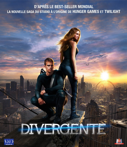Дивергент / Divergent (2014) WEB-DL 720p | iTunes