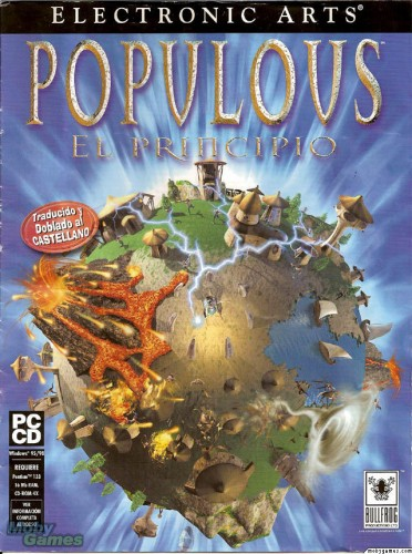 Populous: The Beginning