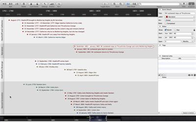 Aeon Timeline 1.2.8 (MacOSX)