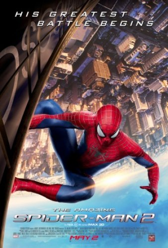 The Amazing Spider-Man 2 (2014) 1080p BluRay x264 TuT