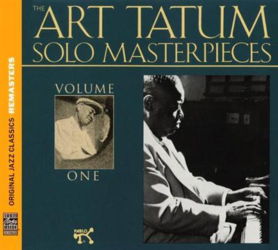 Art Tatum - The Art Tatum Solo Masterpieces Vol 1 (1953)