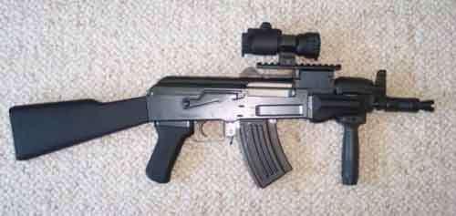 Najdziwniejsza broń palna świata 13