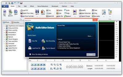 Audio Editor Deluxe 10.0.3