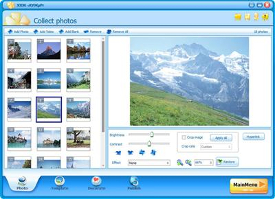 Amazing Slideshow Maker 3.5.0.0