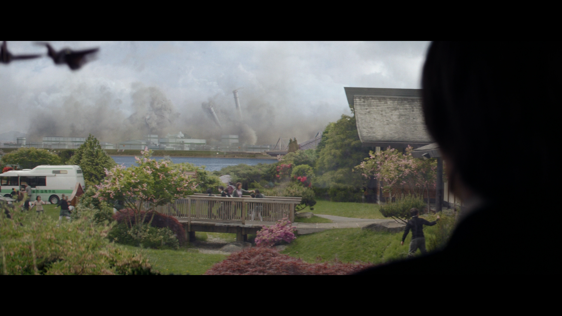 Годзилла / Godzilla (2014) Blu-Ray 1080p