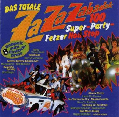 Saragossa Band - Das Totale - ZaZaZabadak 1982 (2CD) Lossless