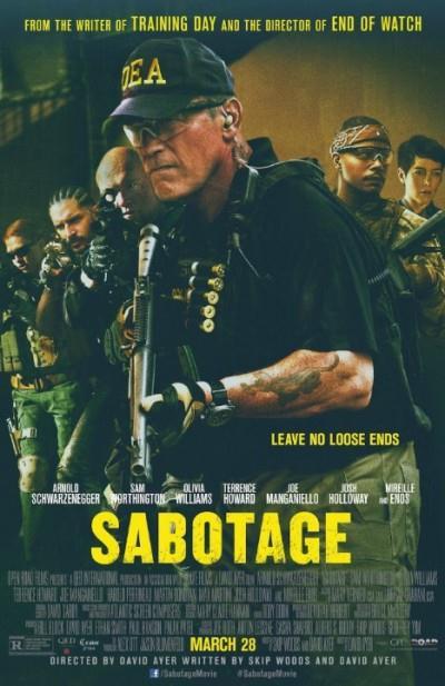 Sabotage 2014 BDRip XviD - EAGLE