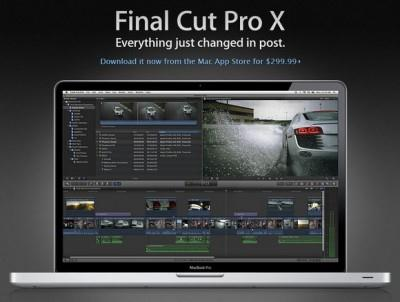 Apple Final Cut Pro X 10.1.3 Mac OS X cracked