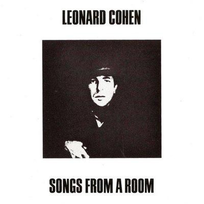 Leonard Cohen - Songs From A Room 1969 (2007)