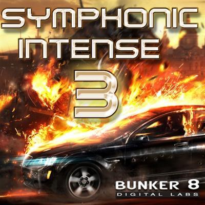 Bunker 8 Digital Labs Symphonic Intense 3 ACiD WAV MiDi AiFF (11.8.14)