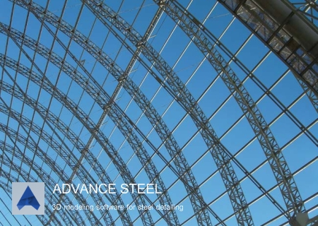 Autodesk Advance Steel 2015.1 (x64)