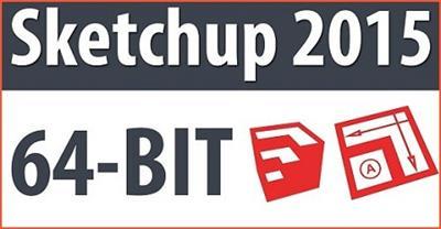 Sketchup Pro 2015 v15.0.9350 (x64 x86)