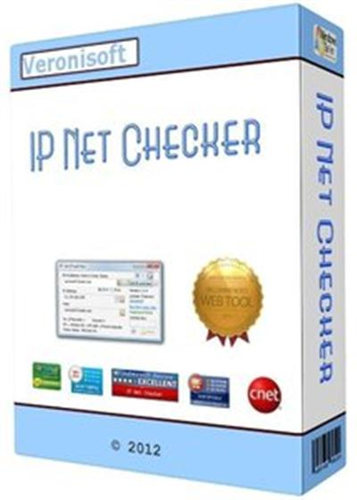 Veronisoft IP Net Checker 1.5.9.3 (x86/x64)