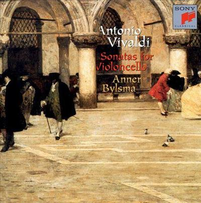 Anner Bylsma - Vivaldi Sonatas for Violoncello (2000)