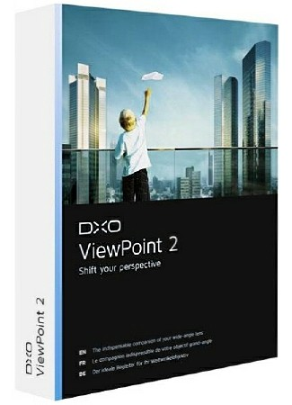 DxO ViewPoint 2.5.9 Build 69 ENG