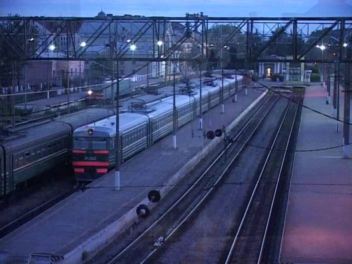 Старый город Выборг (2007) DVDRip