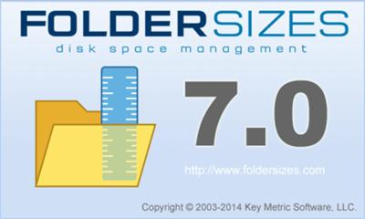 Key Metric Software FolderSizes 7.5.23 Enterprise Edition Portable