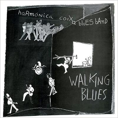 Harmonica Coixa Blues Band - Walking Blues (2014)