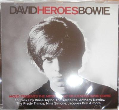 VA - Mojo Presents David Heroes Bowie (2015)