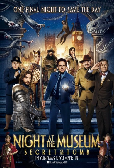 Night At The Museum Secret Of The Tomb 2014 TELESYNC XViD MrSeeN-SIMPLE