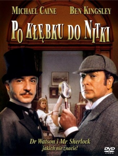 Po k��bku do nitki / Bez �ladu / Without a Clue (1988) PL.PAL.DVD5-NN |Lektor PL