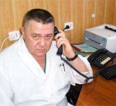 Запорожская областная больница.