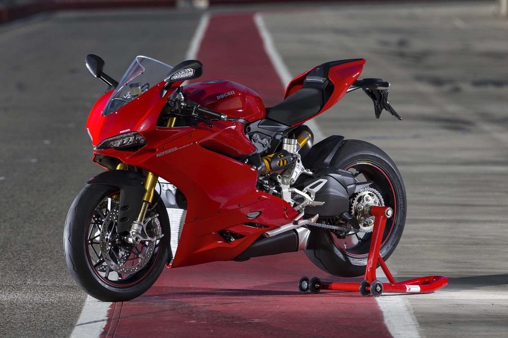 Фотографии Ducati 1299 Panigale 2015