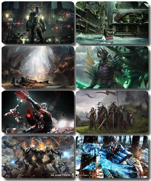 Фантастические обои - HQ картинки Art Photoshop часть 49