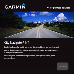 Garmin City Navigator BeNeLux France, Alps DACH NT 2015 40 MULTiLANGUAGE