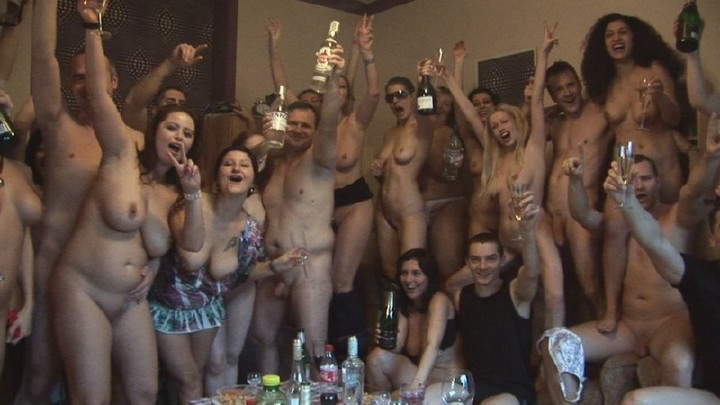 Sirale, Nancy - Czech Home Orgy 3 Full [HD] - CzechHomeOrgy