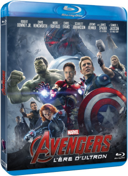 Avengers : L'ère d'Ultron - TRUEFRENCH BluRay 720p