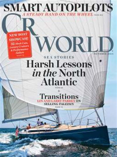Cruising World - October 2015