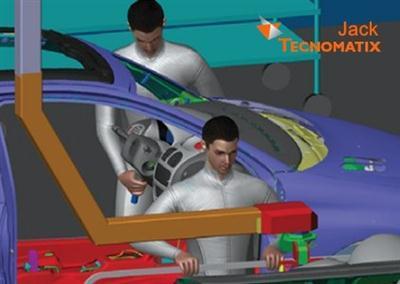 Siemens Tecnomatix Jack 8.3