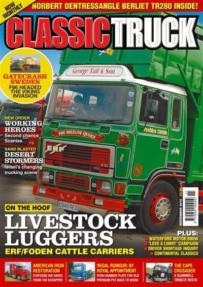 Classic Truck - November 2015