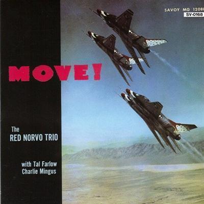 Red Norvo Trio - Move (1950/1992)