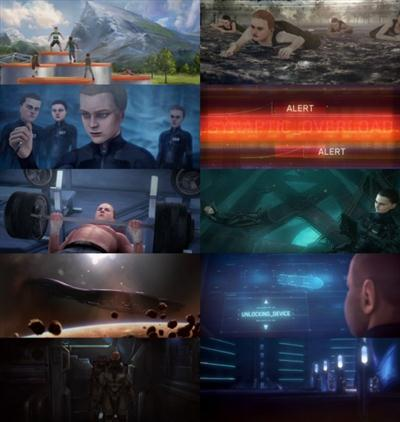 Halo The Fall of Reach (2015) BDRip x264 AC3 RoSubbed-playSD