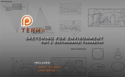 Foundation Patreon Term 4 - Sketching for Environments