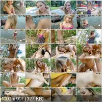 PublicSexAdventures - Beatrice - Crazy Public Fuck By The River [HD 720p]