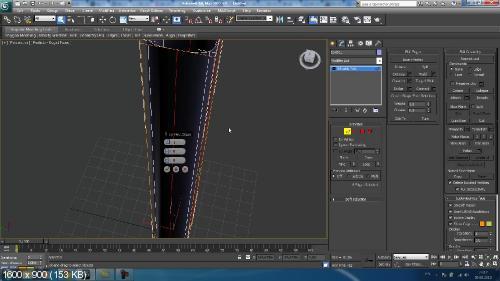 Создание небоскребов в 3d max Видеокурс 2014