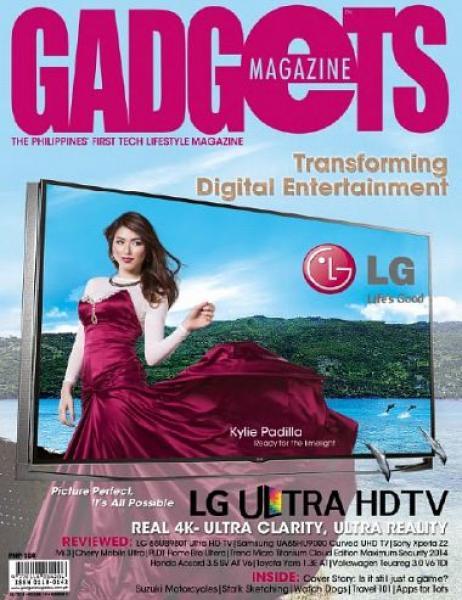 Gadgets - July 2014