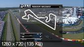 Автоспорт. DTM. 2014. Round 1-10. Квалификация. Гонка (2014) HDTVRip 720p | 50 fps