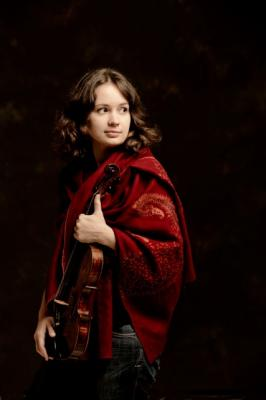 Patricia Kopatchinskaja (violin) - Ludwig Van Beethoven (Complete works for violin and orchestra) / 2009 Naïve