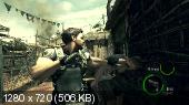 Resident Evil 5 (2009) PC | RePack by Mizantrop1337