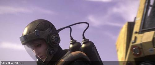 Космический пират Харлок / Space Pirate Captain Harlock (Синдзи Арамаки / Shinji Aramaki) 2013 г. HDRip |UNRATED| (Чистый звук)