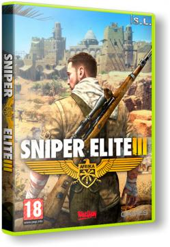 Sniper Elite III [v. 1.04 + 6 DLC] (2014) PC | RePack by SeregA-Lus
