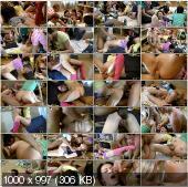 CollegeFuckParties - Yiki, Kathy, Rene, Heidi - Wild Girls Fuck Before The Exam Part 2 [HD 720p]