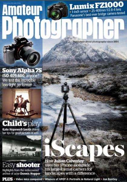 Amateur Photographer – 26 July 2014