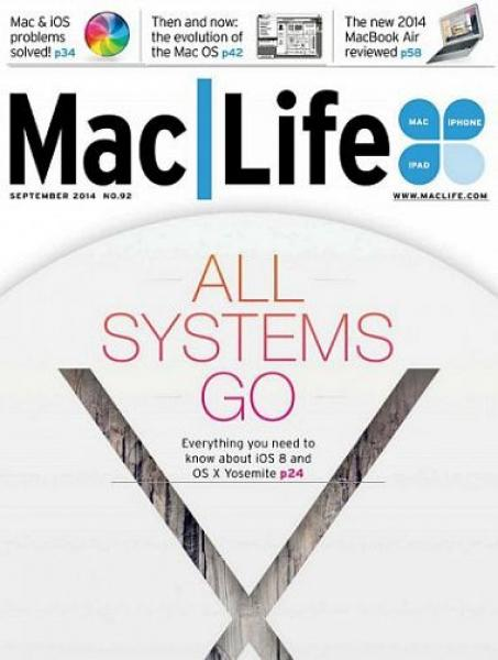 MacLife USA – September 2014