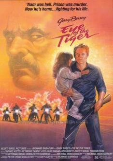 1.46GB / Глаз тигра / Eye of the Tiger (Ричард Сарафьян) [1986, боевик, DVDRip]
